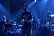 Watch Mike Shinoda Perform &#8220;Crossing a Line&#8221; on <i>Fallon</i>
