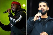 pusha t and drake rap beef