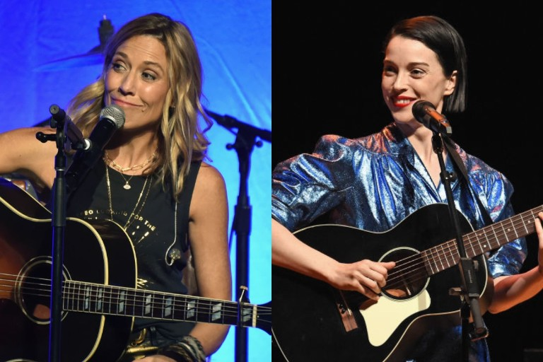 sheryl crow st vincent wouldnt want to be like you annie clark stream listen