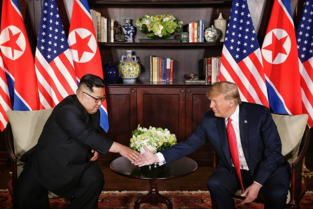 Trump/Kim Jong Un Summit: The Most Insane Things That Happened