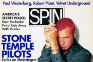 """Our 1993 Stone Temple Pilots Cover Story: """"Steal This Hook"""""""