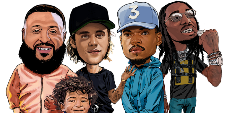 DJ-Khaled-Bieber-Chance-the-Rapper-Quavo-no-brainer