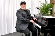 Billy Joel Talks Trump's Wedding, Hanging With Axl Rose, and Why He Stopped Writing Songs in New Interview