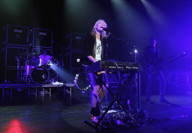 Bud Light Music First 50/50/1 Featuring Metric At The Fillmore
