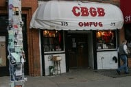 Target Apologizes For Building Fake CBGB in Manhattan