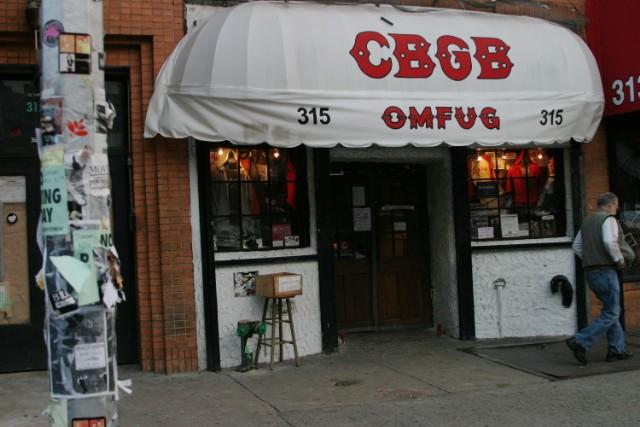 CBGB Target Apology