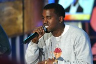 Def Jam Apparently Pulled Kanye West's <i>The College Dropout</i> From Apple Music (UPDATE)