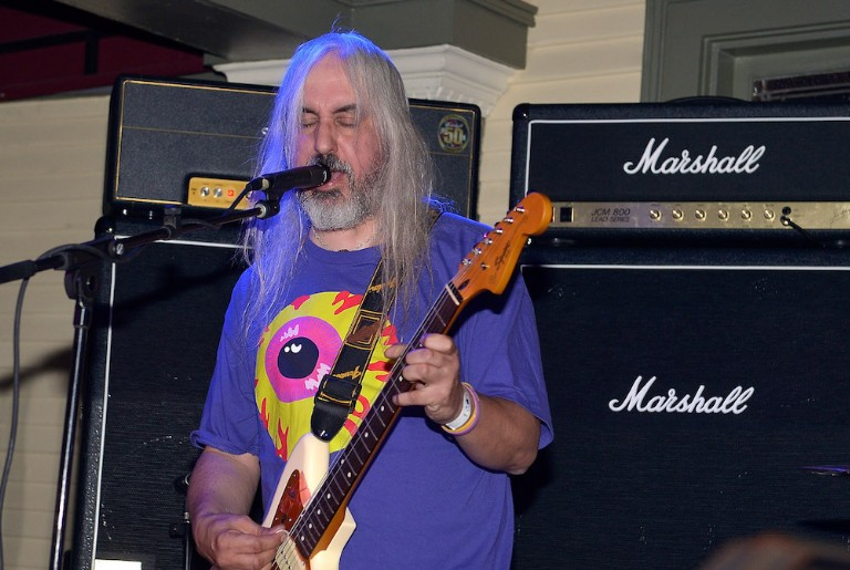 Marshall Headphones Presents Jason Lee Parry's EXILE Gallery With Performances By J Mascis And The Family Rain