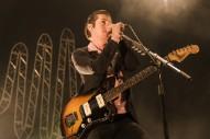 "Watch the Arctic Monkeys Cover Elvis Costello's ""Lipstick Vogue"""