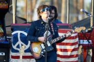 Miley Cyrus Was in the Studio With Ryan Adams