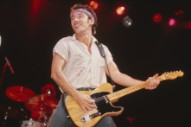 Bruce Springsteen Releases Official Version of Legendary 1978 Roxy Bootleg