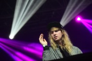 Cashmere Cat Brings Experimental Beats to Float Fest