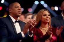 "beyonce and jay-z ""everything is love"""