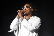 "Future and Zaytoven's ""Red Light"" Is a Captivating Exploration of Pain and Survival"