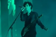 The 1975's Matty Healy Teases Song Recorded with His Actor Father