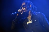 Migos' Offset Arrested for Gun and Marijuana Possession: Report