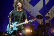 John Travolta Joins Foo Fighters Onstage Again
