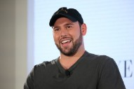 """Scooter Braun Says He Still Works for Kanye But """"We're Not Going to Use the Word 'Manager'"""""""