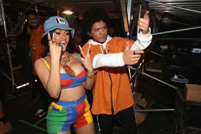 Cardi B Bruno Mars Cancel Tour