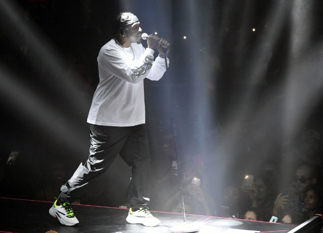 Pusha T Kanye West