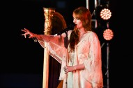 "Florence and the Machine Cover Fleetwood Mac's ""Silver Springs"""
