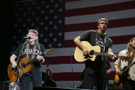 Senate Hopeful Beto O'Rourke Jams with Willie Nelson at Fourth of July Picnic: Watch