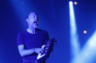 "Radiohead Perform ""Spectre"" Live for the First Time: Watch"