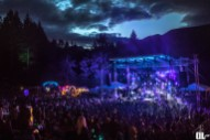 Summer Meltdown Offers Jam Band Nirvana In-Between a Glacier and a River