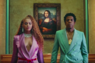 "Beyoncé and Jay-Z ""Apeshit"" Art Tour Launches at the Louvre"