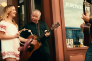 "Video: John Prine – ""Knockin' on Your Screen Door"""