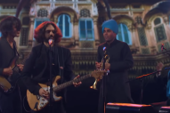 Watch Jonny Greenwood&#8217;s Junun Perform on <i>Colbert</i>