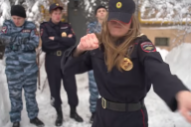 Pussy Riot Release New Video and Song Tied to World Cup Protest