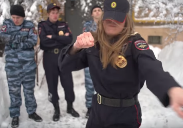 Pussy Riot World Cup Video Song