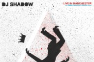 Stream DJ Shadow&#8217;s New Live Album <i>Live In Manchester: The Mountain Has Fallen Tour</i>
