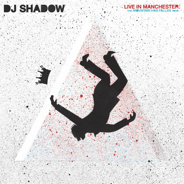 DJ Shadow: 'Live in Manchester: The Mountain Has Fallen Tour' Stream