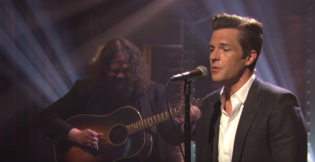 Brandon Flowers Acoustic Version Of Quot When You Were Young