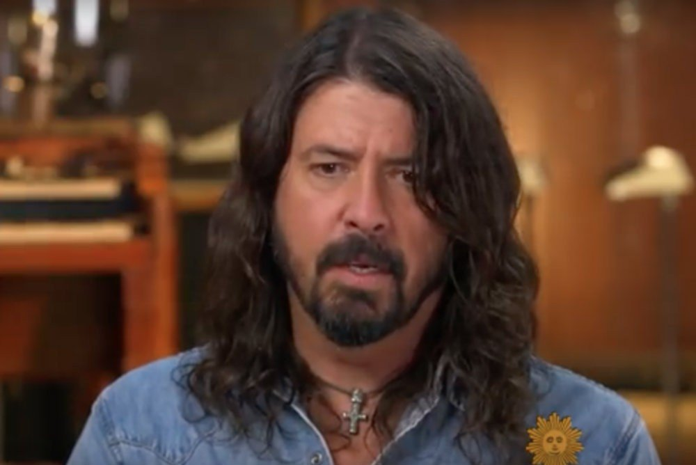 Dave Growl Couldn't Listen to Music After Kurt Cobain Died