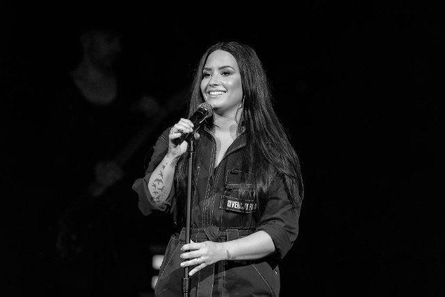 Demi Lovato's Ex-Boyfriend Rushes to Her Hospital Bedside