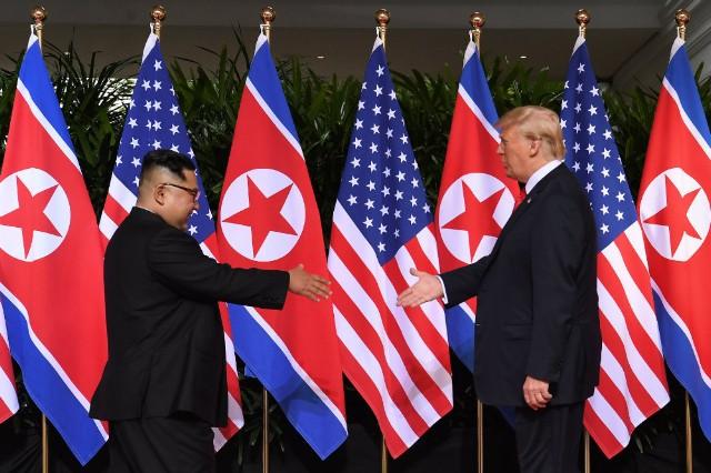 """Donald Trump Sends Kim Jong Un a """"Rocket Man"""" CD"""