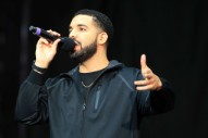 Drake Performs Last-Minute Wireless Festival Set Replacing DJ Khaled, Who Spent the Weekend in the Pool