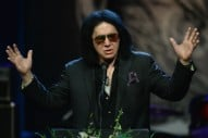Gene Simmons Settles Sexual Battery Suit Filed by Radio Broadcaster
