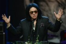 Gene Simmons Settles Sexual Assault Suit