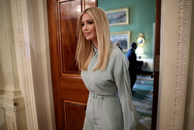 Ivanka Trump's Fashion Brand Tanks