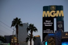 MGM Sues Victims of Las Vegas Shooting