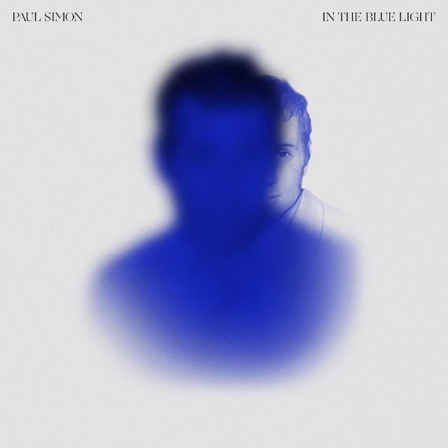 Paul Simon In the Blue Light