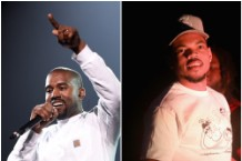 chance the rapper says kanye west coming to chicago to record album
