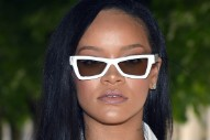 Rihanna Is Reportedly Working on a Dancehall Album