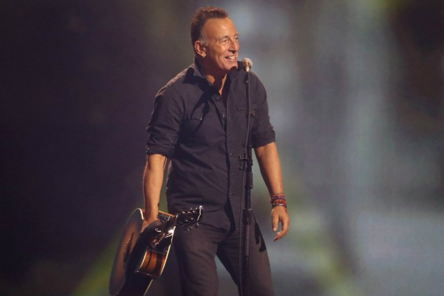 Springsteen Does Encore on Broadway