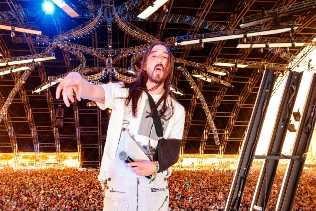 Steve Aoki Launches Pizza Venture