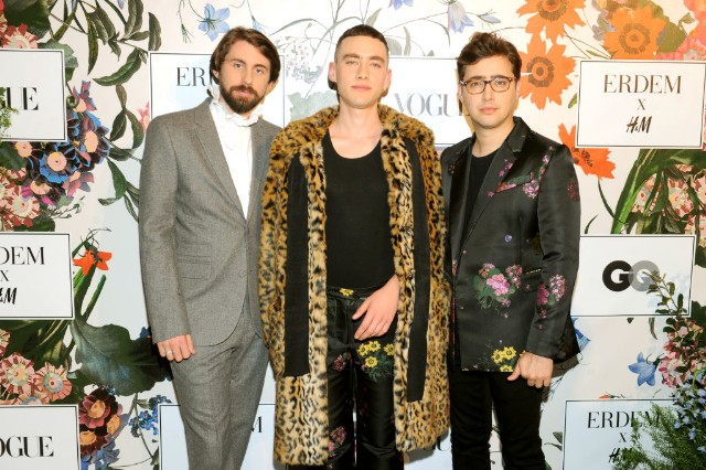 ERDEM X H&M Exclusive Event